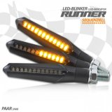 LED-Blinker Runner, sequentiell