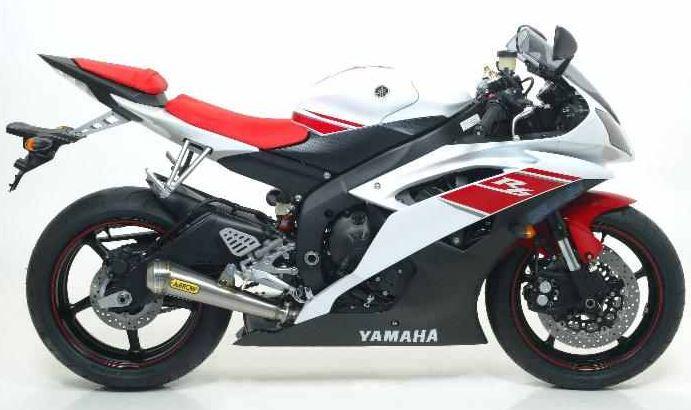 Arrow Pro Race Yamaha YZF R6 Ab 06 13 Titan