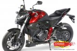 Ilmberger Carbon Airboxabdeckung Honda CB 1000 R, 2008-, links