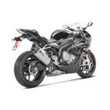 Akrapovic Slip-On BMW S1000RR, 2017-2018 , Titan