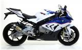 Arrow Komplettanlage Competition BMW S1000RR, 2015-2016, Titan