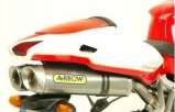 Arrow Street Thunder, MV Agusta F4 1000 ab 04-07, Titan