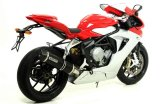 Arrow Race-Tech, MV Agusta F3 ab 12-13, Alu