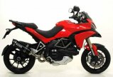 Arrow Race-Tech, Ducati Multistrada 1200 / S ab 10-13, Alu / Carbon / Titan