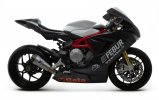 Termignoni SLIP-ON 12-16 MV AGUSTA F3 675, Titan Race